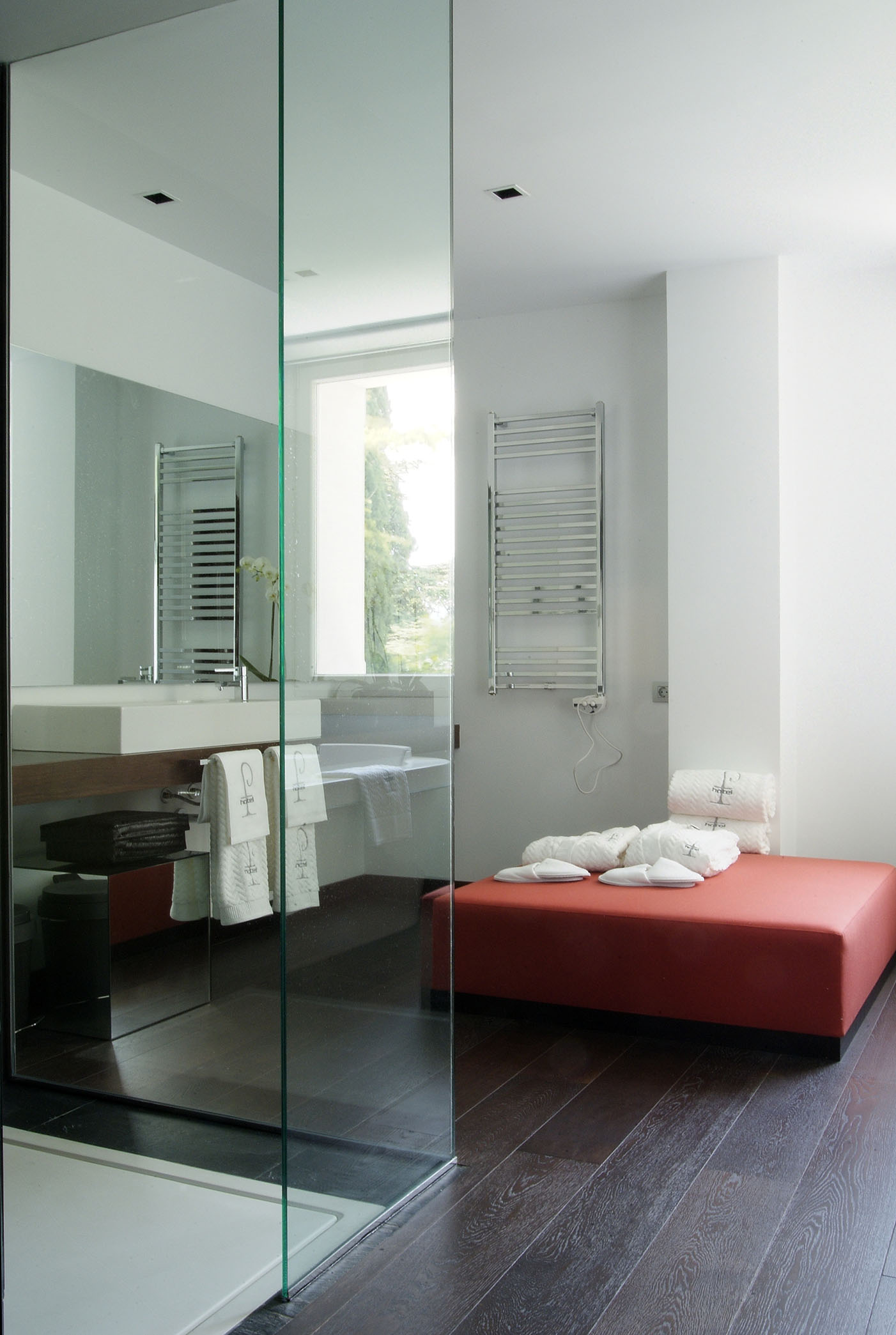 Design hotel ferrero for Designhotel 21