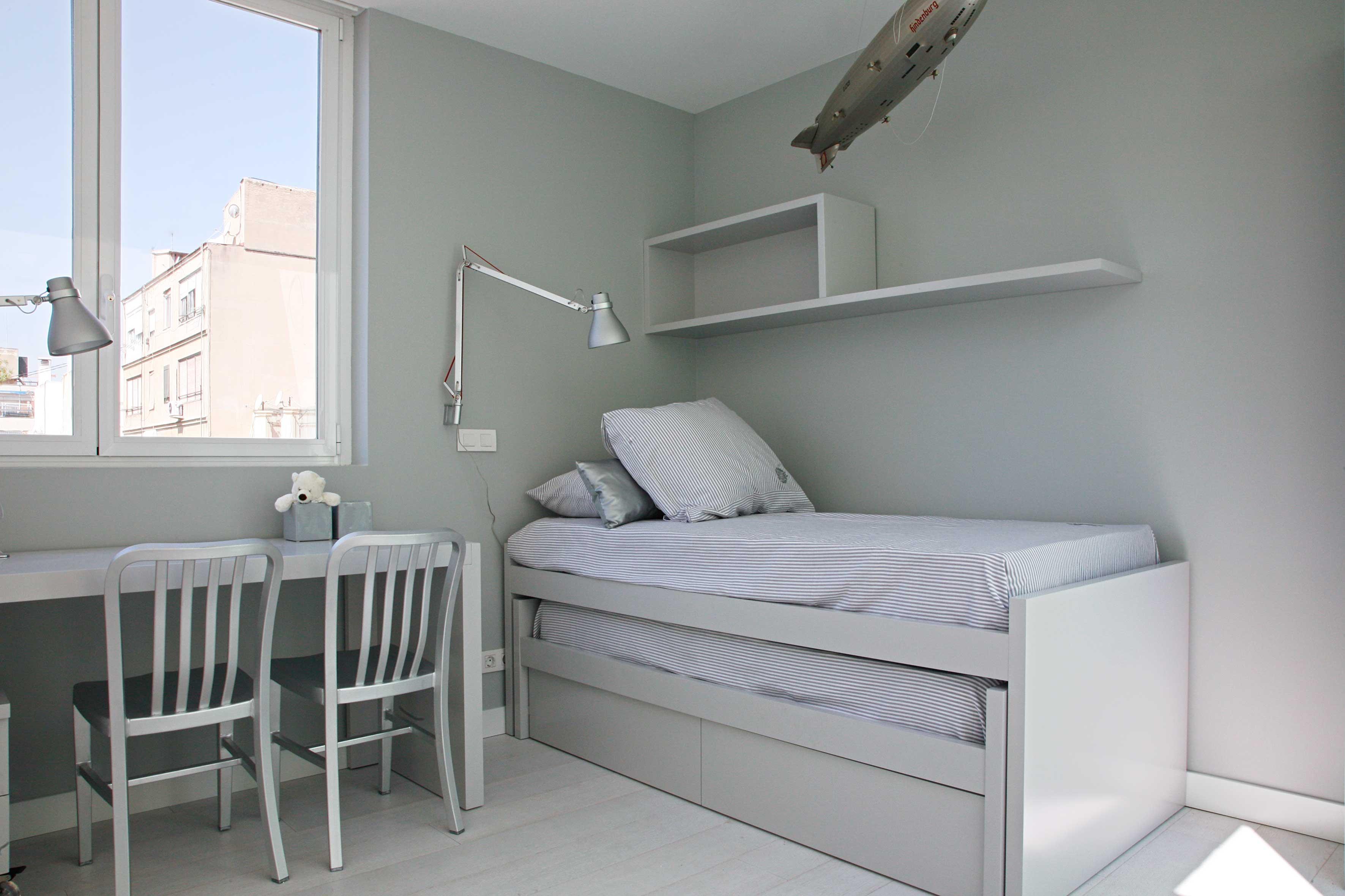 Dormitorio Reforma integral residencial privado