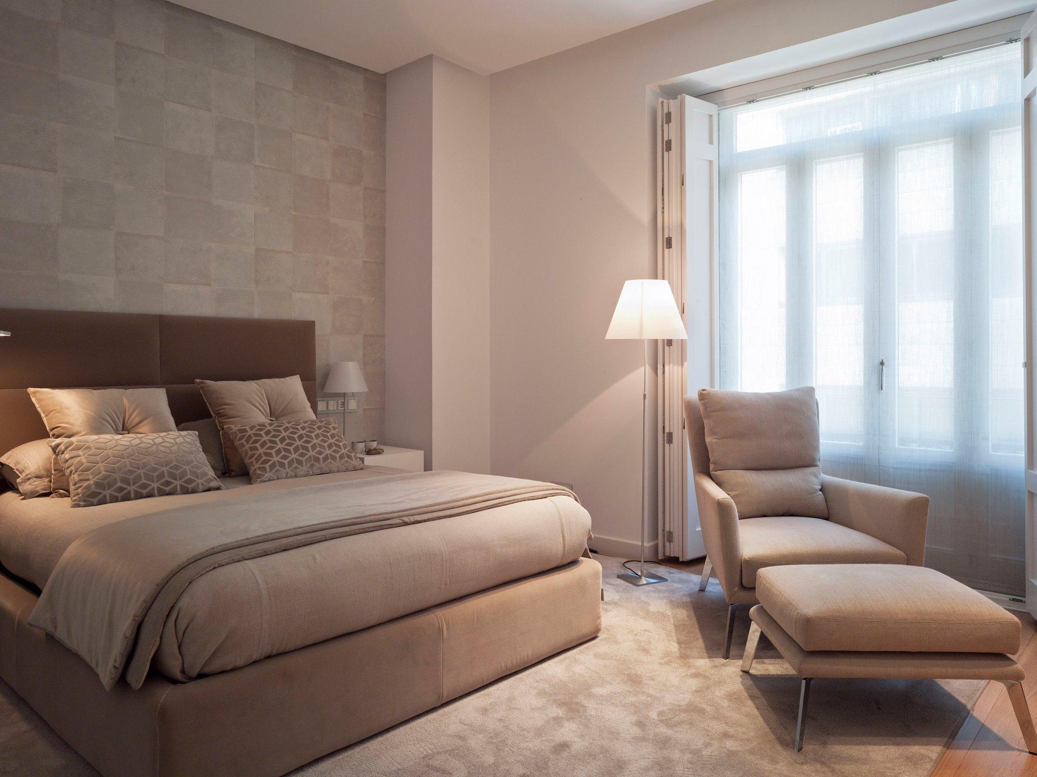 Dormitorio residencial interiorismo