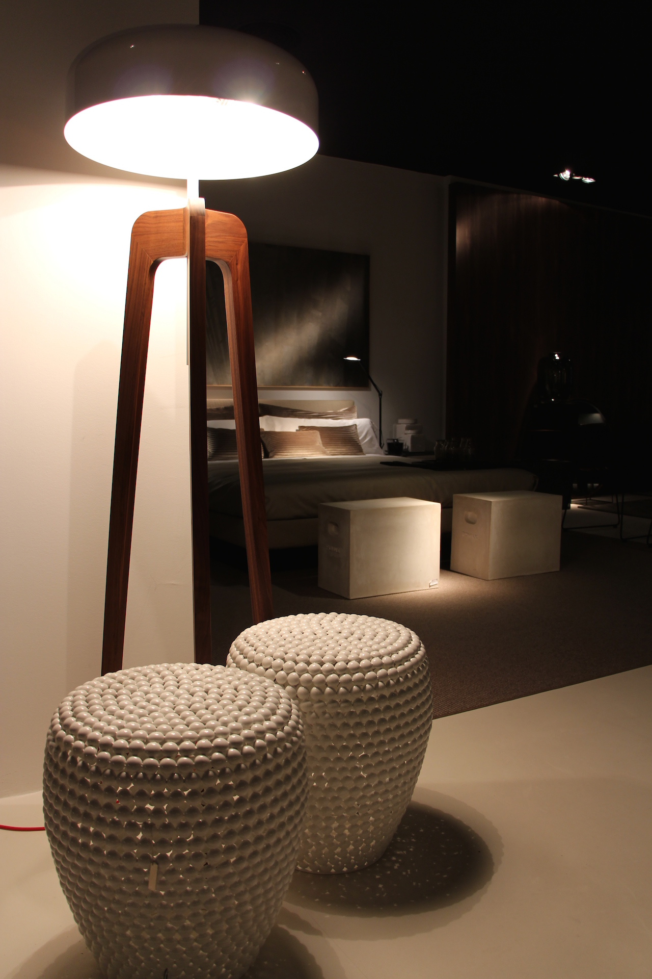 Showroom 2014 @mercaderdeindia. Interiorismo.