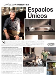 Tendencias decoración