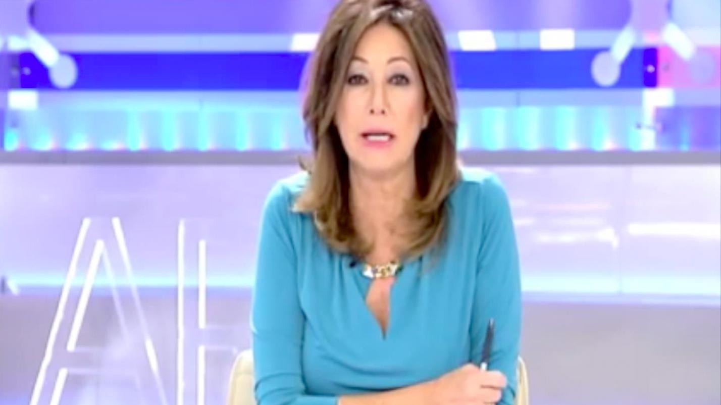 Entrevista en TeleCinco, programa Ana Rosa