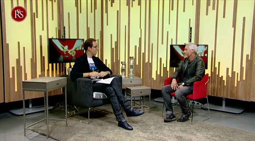Entrevista en Levante Televisión, Revista Sociedad