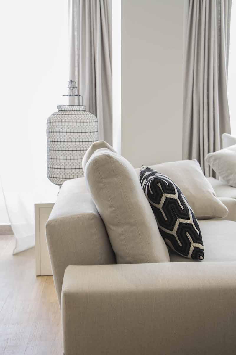 Reforma integral sofa